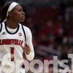 Louisville WBB Dana Evans Named AP Second Team All-American