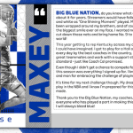 UK MBB: Maxey Declares for NBA Draft, Intends to Pursue Pro Career
