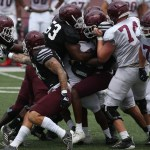 EKU FOOTBALL HOLDS SECOND SCRIMMAGE