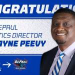 UK Athletics: Kentucky's Peevy Named Director of Athletics at DePaul