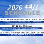 UK WGolf Adds Liz Murphey Fall Collegiate Classic