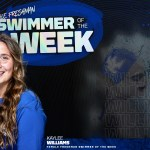 UK S&D: Williams Named SEC Female Freshman of the Week after Strong Season Opener