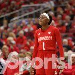 Louisville WBB Dana Evans Named AP Preseason All-American