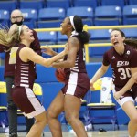 EKU WBB Stages Late Comeback To Beat Morehead State
