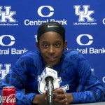 UK Wildcats WBB Chasity Patterson Postgame vs Samford