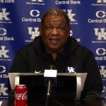 UK Wildcats Football Coach Marrow – Signing Day 2020 Press Conference