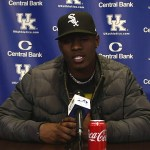 UK Football Josh Ali – TaxSlayer Gator Bowl Press Conference