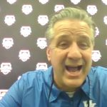 UK Wildcats MBB Coach John Calipari Comments After Loss to Kansas