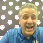 UK Wildcats MBB Coach John Calipari Comments After Loss to Kansas