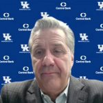 UK Wildcats Basketball Coach Calipari Postgame vs Florida