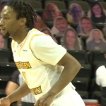 Langdon takes over in final minute to lead NKU MBB in 69-67 win over UIC
