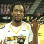 NKU MBB Bryson Langdon Postgame vs University of Illinois Chicago Game 2