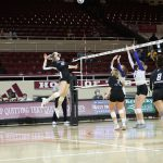 EKU VB FALLS IN STRAIGHT SETS TO MOREHEAD STATE ON MONDAY NIGHT