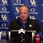 UK Wildcats Football Coach Stoops 2021 Pre-Spring Practice Presser
