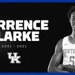 Kentucky Men's Basketball Player Terrence Clarke Dies In Car Accident
