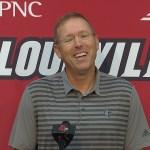Louisville Cardinals Football Scott Satterfield Previews Florida State