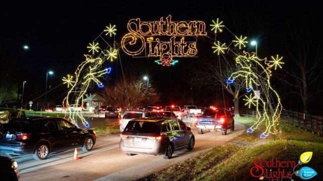 Frankfort Christmas Lights 2021 The Best Christmas Light Displays In Kentucky 2020 Ky Spotlight