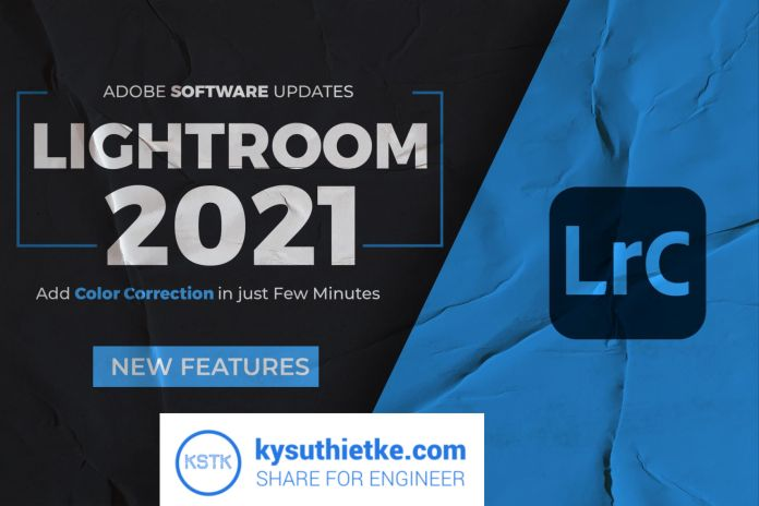 Download Adobe Photoshop Lightroom CC 2021 - new features and Update