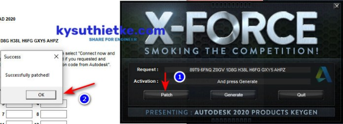 The Product Key Autodesk 2020 For All Products - Download X-force 2020