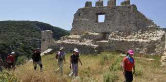 kythera hiking