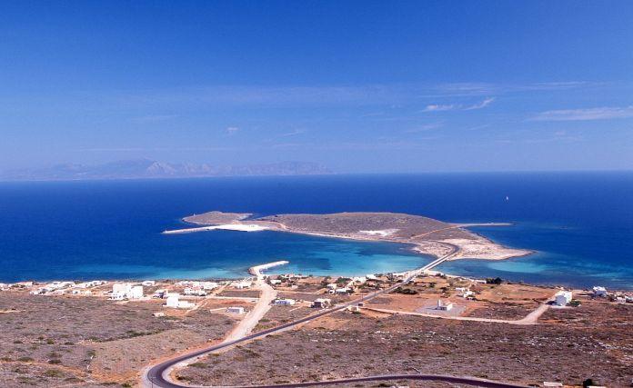 Kythira Diakofti harbor port