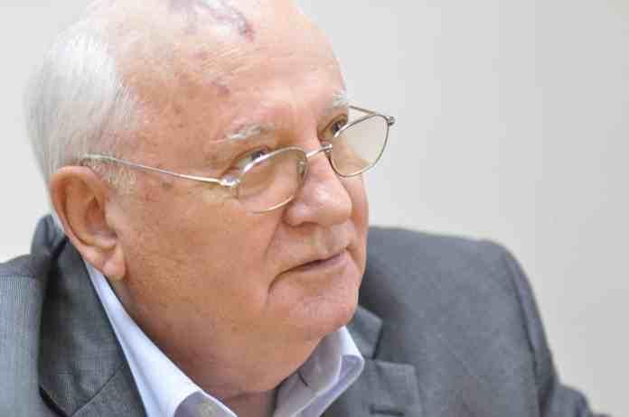 Μιχαήλ Γκορμπατσόφ
