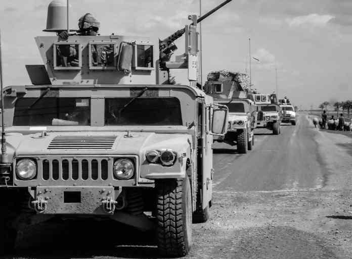 vehicle, transportation system, war