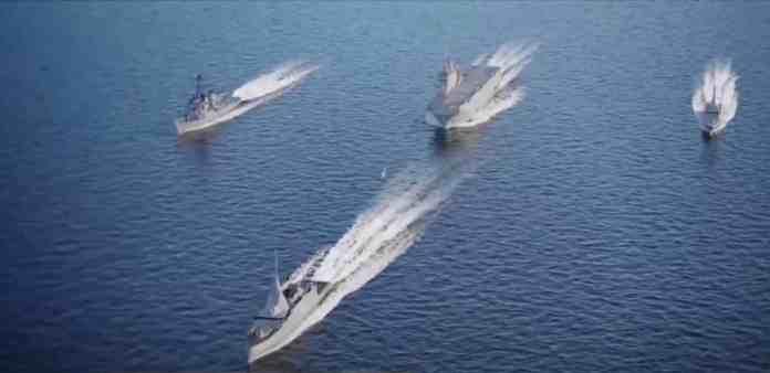 triaina-fregates