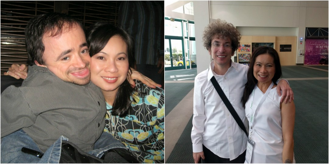 ky trang ho; sean stephenson, motivational speaker; james altucher, blogger