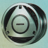 Mazda RX-7 Savanna Rotary Wheel
