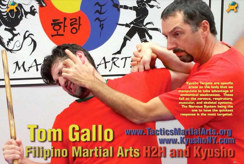 Tom Gallo Filipino Arts and Kyusho