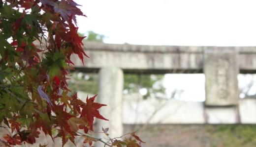 11月紅葉旅行預習篇→復習篇 〜 第一天 太宰府・基山