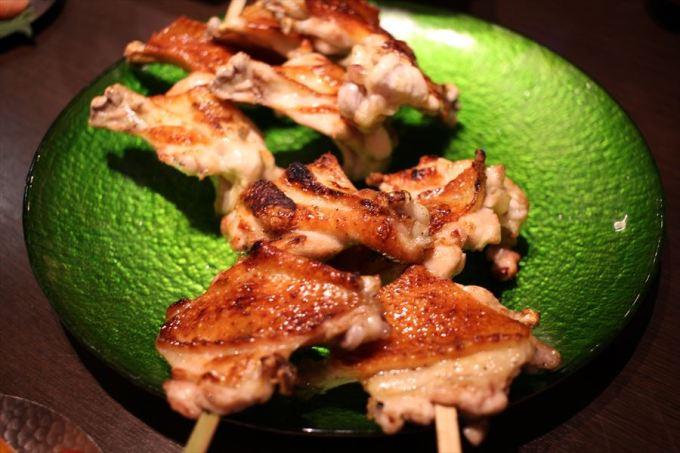 香港旅客最愛的天草大王雞翼。皮脆卜,肉多汁。