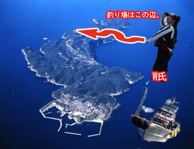 加唐島~佐賀県呼子沖に浮かぶ島~の釣果情報