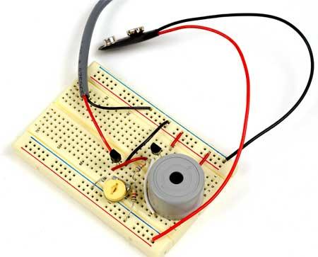 自製閃光燈觸發器