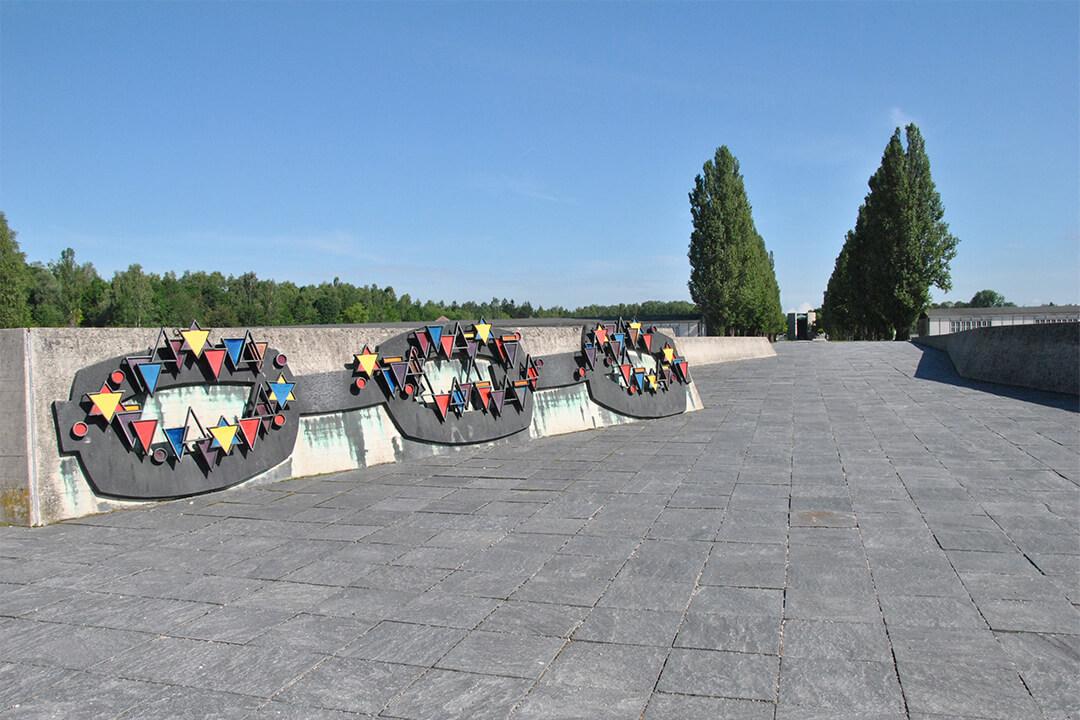 Buro Fur Gestaltung Kz Gedenkstatte Dachau