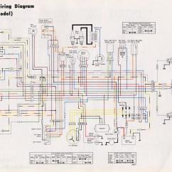 1978 Kz1000 Wiring Diagram Layout Kawasaki Kz440 B1 Kz700 Elsavadorla
