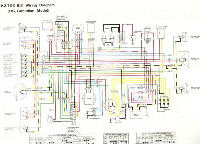 Best Kz1000 Wiring Diagram Photos Images for image wire gojono – Kz750 Ltd Wiring-diagram