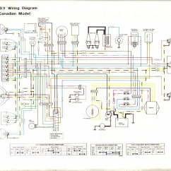 1980 Honda Cb750 Custom Wiring Diagram 1973 Evinrude Ignition Switch 1982 Library