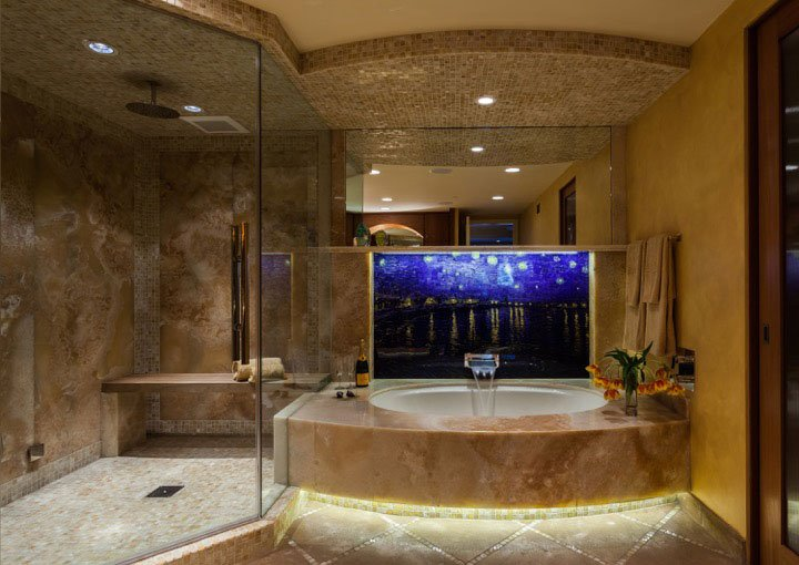 PORTFOLIO  BATHROOMS  San Diego Interior Design AWARD