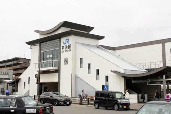 京都宇治駅