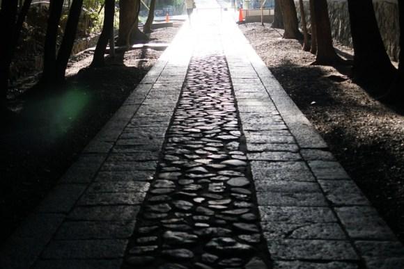 大徳寺 道