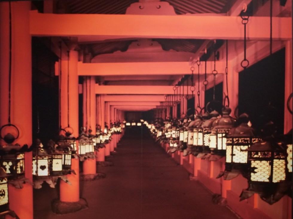 東京国立博物館 春日大社千年の至宝 吊灯篭