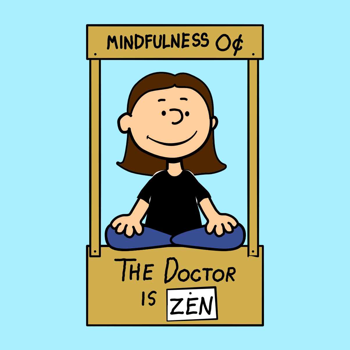 "Featured image for ""The Doctor is Zen"""