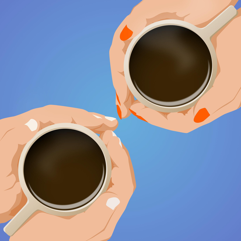 """Featured image for """"Amantes de café"""""""