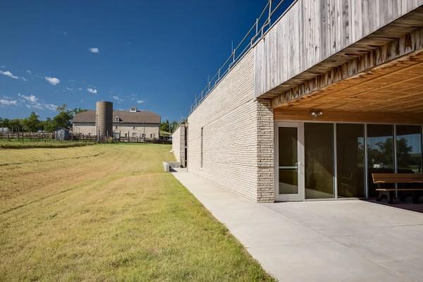 Tallgrass Prairie Visitor Center Kzf Design Designing