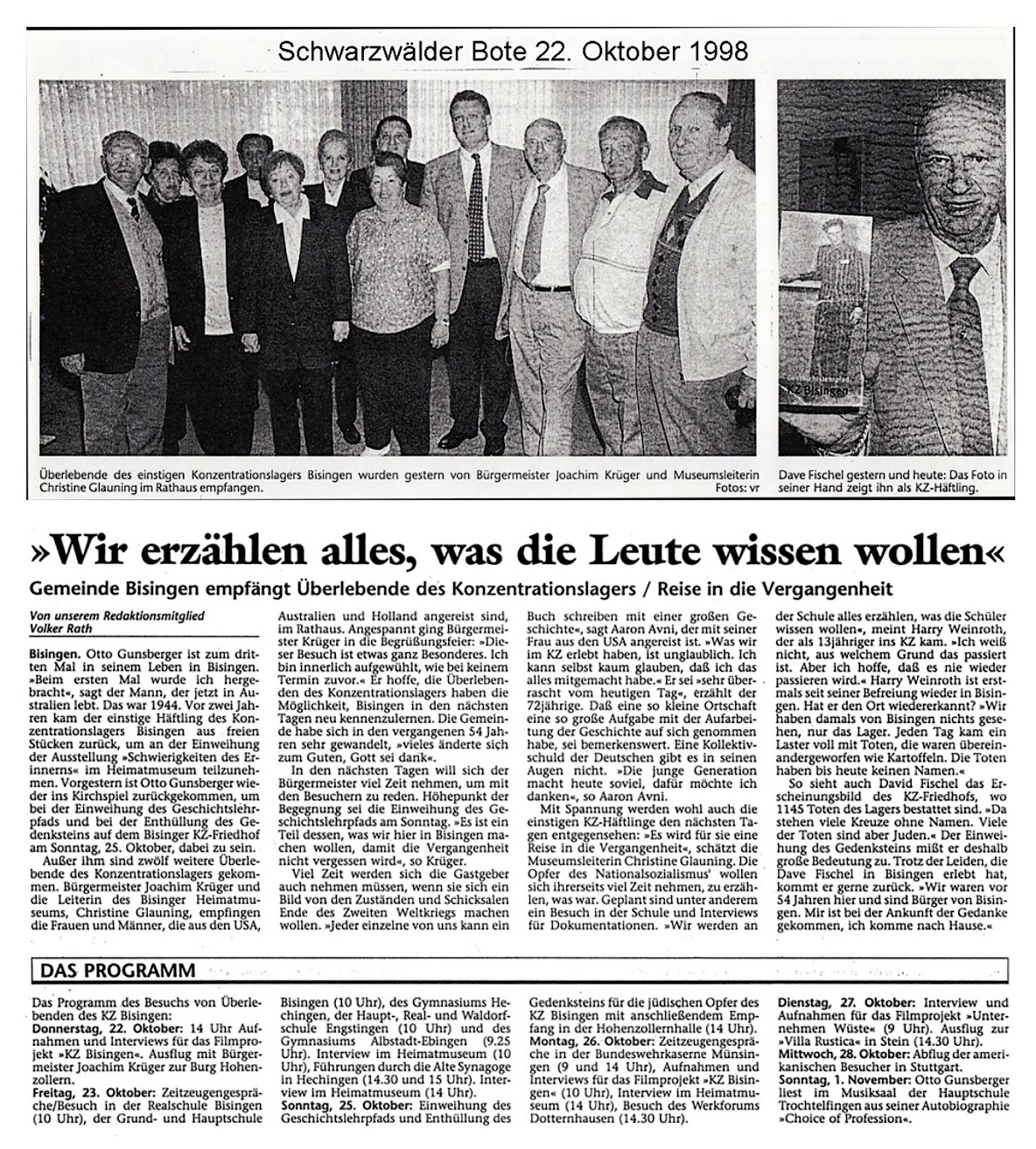 SchwaBO 22. 10. 1998