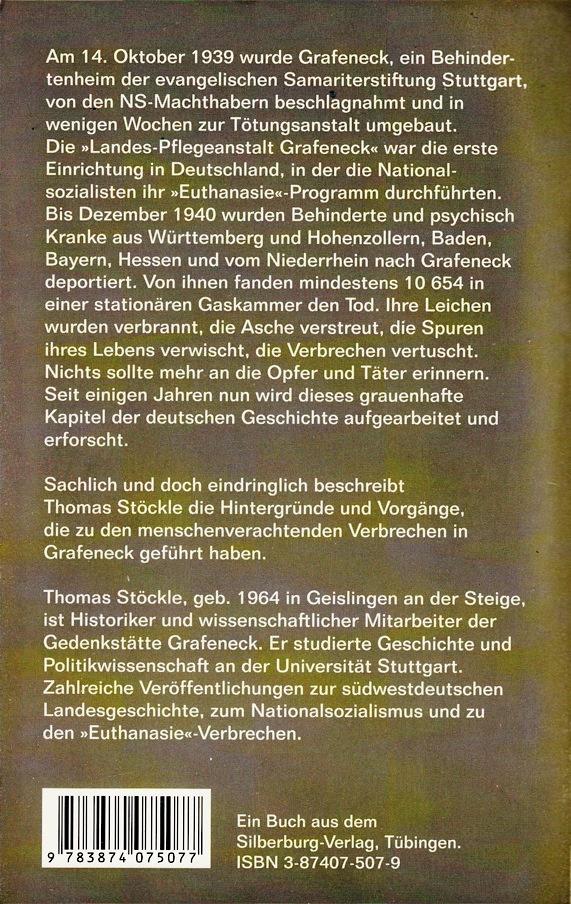 Buchbesprechung Grafeneck