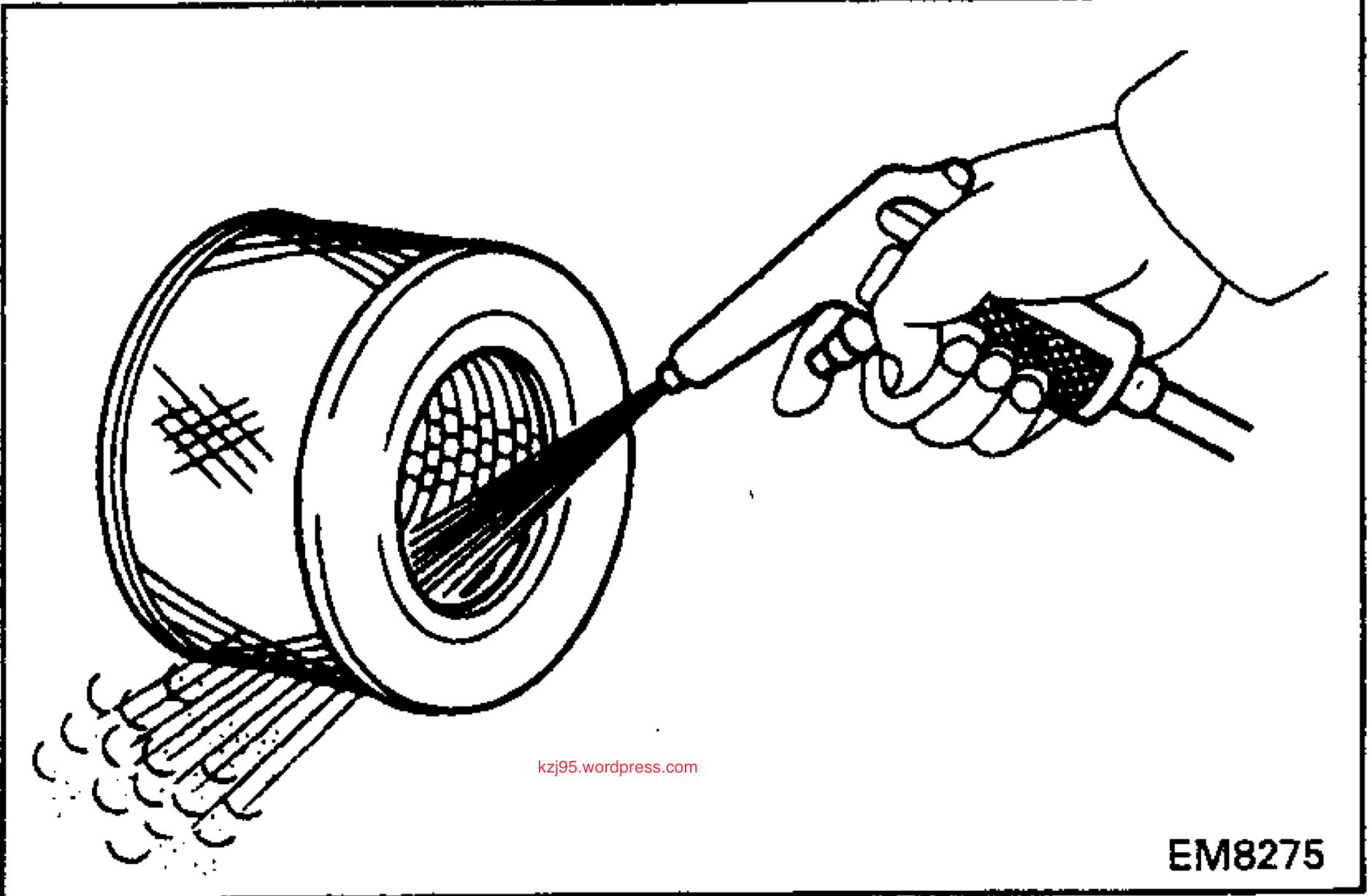Nettoyage Filtre A Air