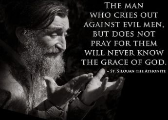 pray for enemies